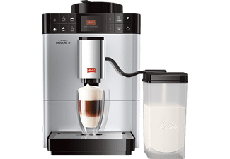 Melitta Passione One Touch Zilver