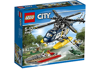 Helicopter Pursuit - (60067)