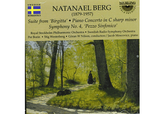 "Various - Suite From ""brigitta"" / Piano Concerto In C Sharp Minor / Symphonie Nr.4 ""pezzo Sinfonico"" - (CD)"