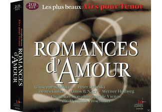 VARIOUS - Romances De Amour - (CD)