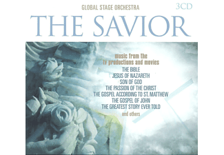 Global Stage Orchestra - The Savior On Screen - (CD)