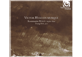 WOLFF,KONSTANTIN & SAM,TRUNG - Victor Hugo En Musique - (CD)