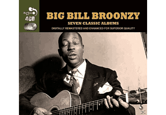 Big Bill Broonzy - 7 Classic Albums [CD]