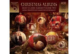 VARIOUS - 8 Christmas Albums 2 - (CD)