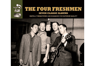The Four Freshmen - 7 Classic Albums - (CD)