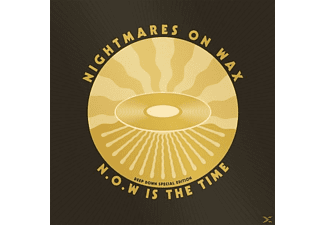 Nightmares on Wax - N.O.W Is The Time (2lp+2cd+Mp3/Ltd.Box) [Vinyl]