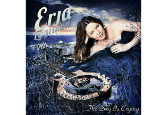 Erja Lyytinen - The Sky Is Crying - (Vinyl)