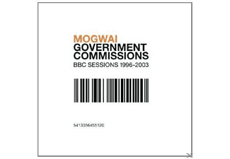 Mogwai - Government Comissions [CD]
