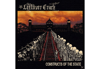 Leftover Crack - Constructs Of The State - (CD)