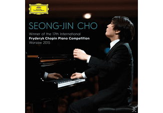 Seong-Jin Cho - Winner of the 17th Int. Chopin Piano Competition - (CD)