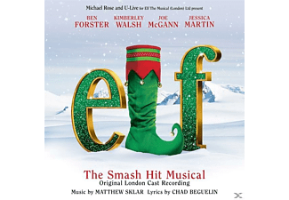 Forster,Ben/Walsh,Kimberley/McGann,Joe/+ - Elf-The Smash Hit Musical - (CD)