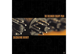 The Dillinger Escape Plan - Calculating Infinity/Pic. - (Vinyl)