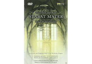 VARIOUS, The Czech Philharmonic Orchestra, Prague Philharmonic Chorus - STABAT MATER [DVD]