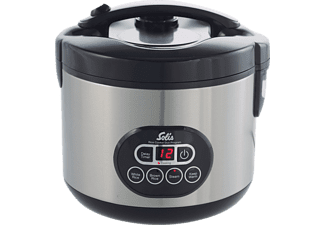 SOLIS 979.30 Rice Cooker Duo Program, Reiskocher, 500 Watt