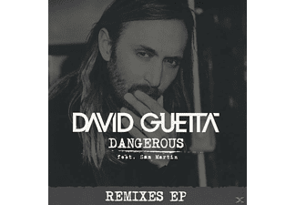 GUETTA,DAVID FEAT.MARTIN,SAM - Dangerous (Remix Ep) - (Vinyl)