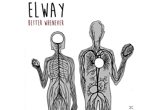 Elway - BETTER WHENEVER - (CD)