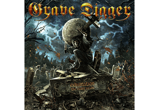 Grave Digger - Exhumation-The Early Years - (CD)
