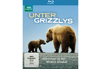 Unter Grizzlys - (Blu-ray)