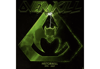 Overkill - Historikill - (CD)