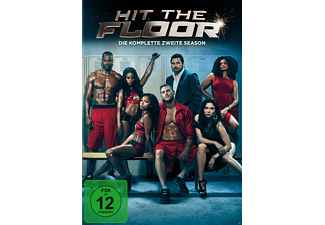 Hit the Floor - Die komplette zweite Season [DVD]