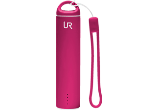 URBAN REVOLT 206989 Stilo, Powerbank, Pink