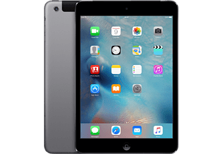 APPLE iPad mini 2 Wi-Fi + Cellular 32GB Space Gray - (ME820HB/A)