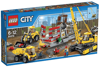 City - Demolition Site - (60076)