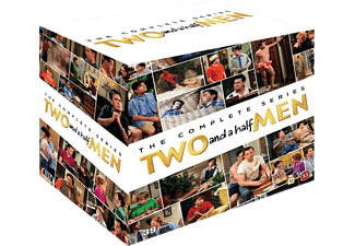 Two and a half Men - The Complete Series Komedi DVD