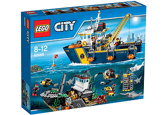Deep Sea Exploration Vessel - (60095)