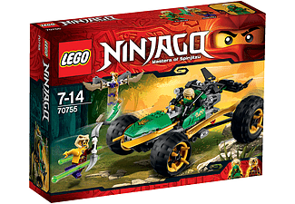 Ninjago - Jungle Raider - (70755)