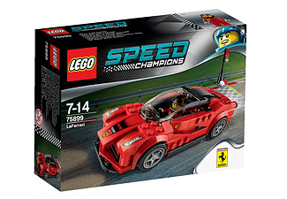 Speed - Champions LaFerrari - (75899)