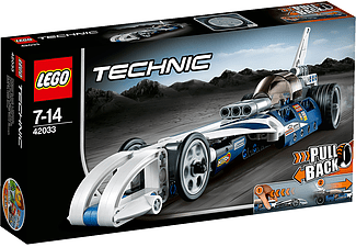 Technic - Record Breaker 42033
