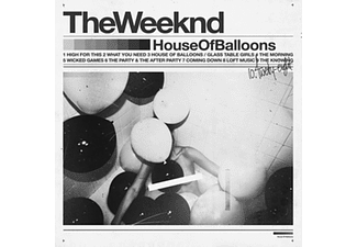 The Weeknd House Of Balloons Βινύλιο