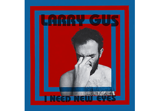 Larry Gus -  I Need New Eyes [Βινύλιο]
