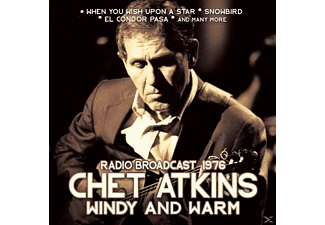 Chet Atkins - Windy And Warm/Radio Broadcast - (CD)