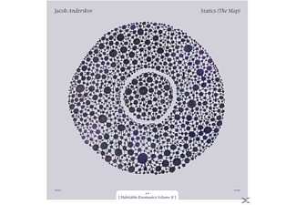 Jacob Anderskov - Statics (The Map) - (CD)
