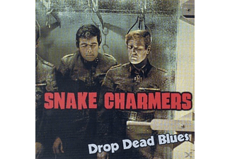 The Snake Charmers - Drop Dead Blues - (CD)