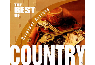 VARIOUS - Best of Country [CD]