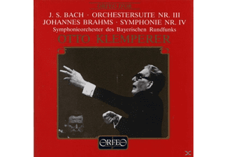 Rso Bayern & Klemperer - ORCH'SUITE 3,SYMPH.4 - (CD)