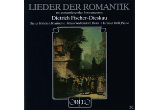 VARIOUS - Lieder Der Romantik - (CD)