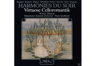 Mko, Thomas-mifune, Stadlmair - Harmonies du soir-Virtuose Celloromantik - (CD)
