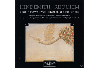 "Brigitte Fassbaender - Requiem ""For those we love"" - (CD)"