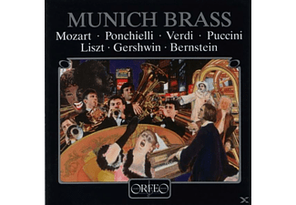 Munich Brass - Munich Brass II:West Side Story/Dixie Dancing/+ - (CD)