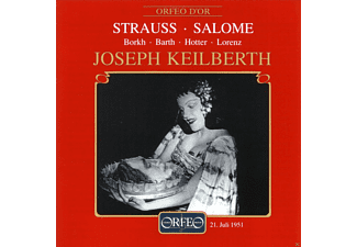VARIOUS, Bayerisches Staatsorchester - Salome - (CD)
