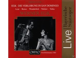 Bence - Die Verlobung in San Domingo - (CD)