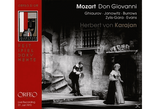 Sviatislav Richter - Don Giovanni (GA) - (CD)
