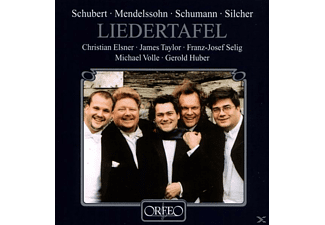 Volle - Liedertafel: Lieder D 724/331/865/+ - (CD)