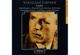 LUKAS, LINCOLN, DOUFEXIS, BAUNI, RE - Wolfgang Fortner: Lieder - (CD)