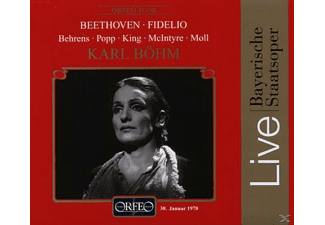 VARIOUS - Fidelio-Oper In Zwei Akten - (CD)