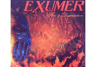 Exumer - Fire & Damnation - (CD)